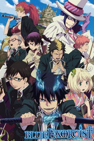 «Синий Экзорцист» · Сезон 1 · «Blue Exorcist» TV-1