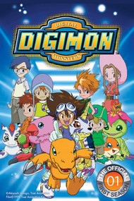 «Приключения Дигимонов» Сезон 1 · «Digimon Adventure» TV-1