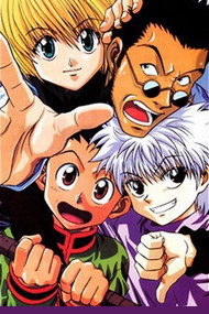 «Охотник Х Охотник» Сезон 1 · «Hunter X Hunter» TV-1