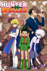 «Охотник Х Охотник» Сезон 2 · «Hunter X Hunter» TV-2