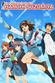 «Меланхолия Харухи Судзумии» Сезон 1 · «The Melancholy of Haruhi Suzumiya» TV-1