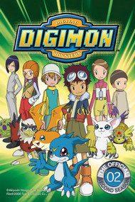 Приключения Дигимонов 2 сезон
