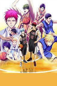 Баскетбол Куроко 3 сезон