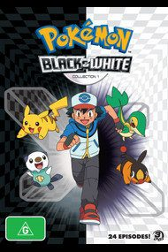 Покемон: Черное и Белое 14 сезон