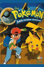 Покемон Чемпионы Лиги Джото 4 сезон